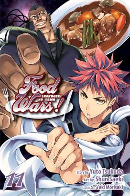 Food wars! = Shokugeki no soma. Volume 11, The sun always rises