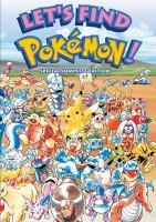 Let's find Pokémon! : special complete edition