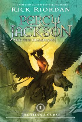 Percy Jackson/ The Titan