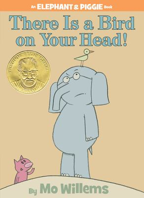 """There Is a Bird on Your Head"" book cover"