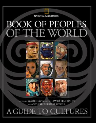 Book of Peoples of the World: A Guide to Cultures, Rev. ed. book cover