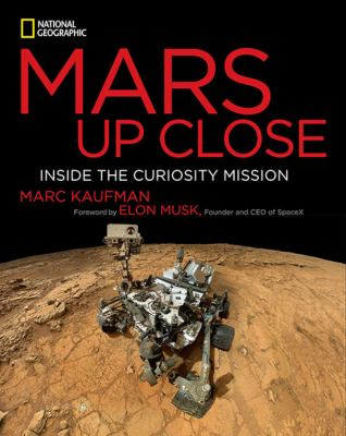 "cover of ""Mars Up Close"""