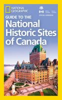 Guide to the National Historical Sites of Canada book cover
