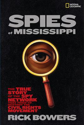 Spies of Mississippi book cover
