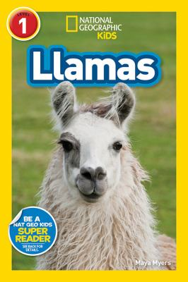 National Geographic Readers: Llamas
