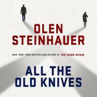 Audiobook cover for All the Old Knives
