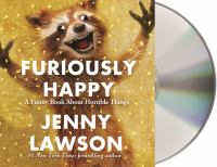 Furiously Happy audiobook cover