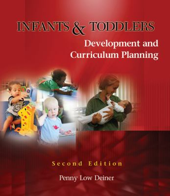 Book cover art for Infants and Toddlers