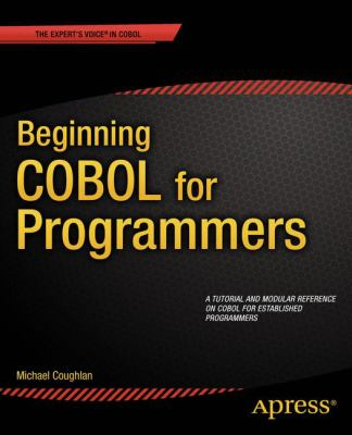 book cover: Beginning COBOL for Programmers