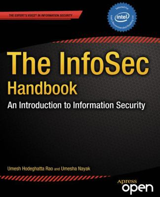 book cover: The InfoSec Handbook