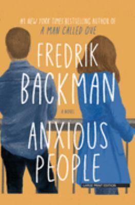 Anxious People LP - September