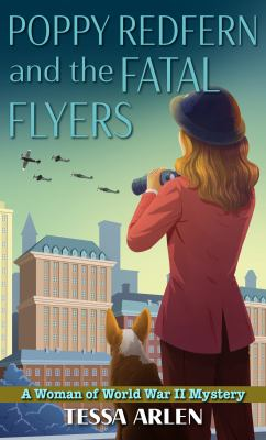 Poppy Redfern and the Fatal Flyers - October
