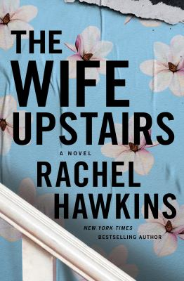 The wife upstairs [large print]