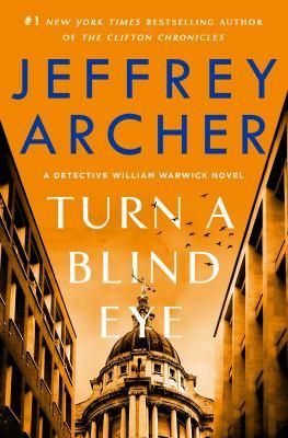 Turn a blind eye [large print]