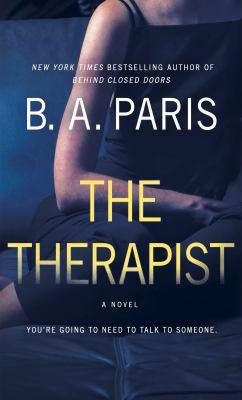 The therapist [large print]