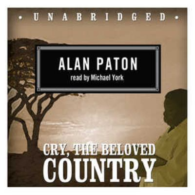Cry Beloved Country Book on CD