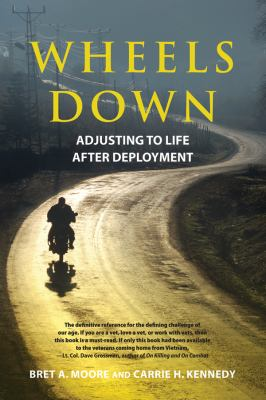 Book cover for Wheels Down: Adjusting to Life after Deployment