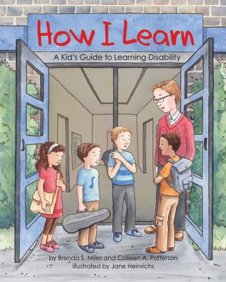 Cover Art for How I Learn by Brenda Miles