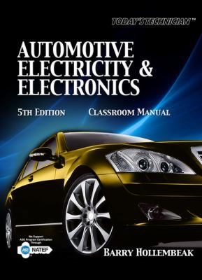 Automotive Electricity and Electronics - 5e