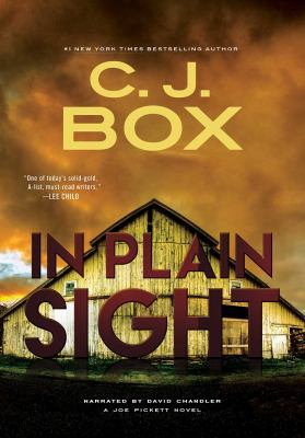 In plain sight / by Box, C. J.