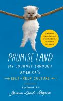 Book cover for Promise Land by Jessica Lamb-Shapiro