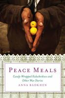 peace meals book cover