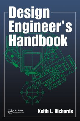 Cover Art for design engineer's handbook by Keith L. Richards
