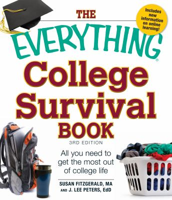 Everything College Survival Book cover art