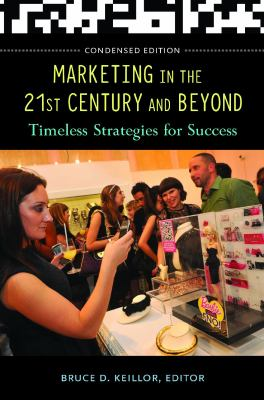 Marketing in the 21st Century and Beyond Cover Art