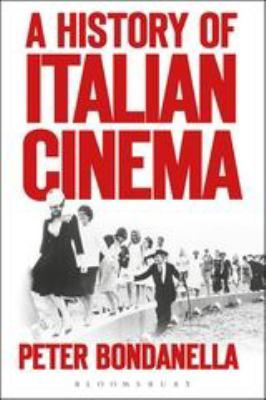 A History of Italian Cinema cover