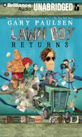 Cover image for Lawn boy returns