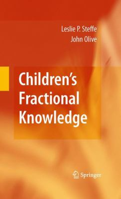 book cover: Children's Fractional Knowledge