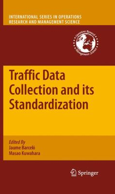 book cover: Traffic Data Collection and Its Standardization