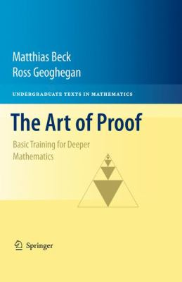 book cover: The Art of Proof