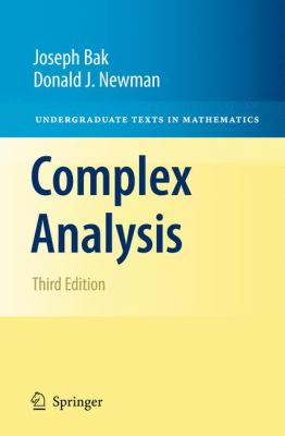book cover: Complex Analysis