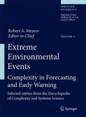 Book Cover : Extreme Environmental Events