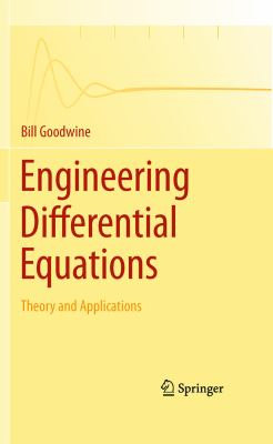 book cover: Engineering Differential Equations: theory and applications