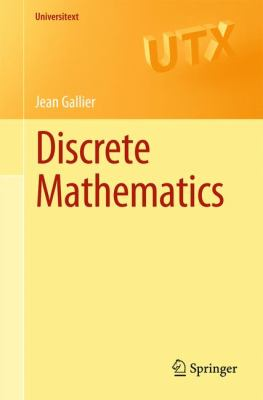 book cover: Discrete Mathematics