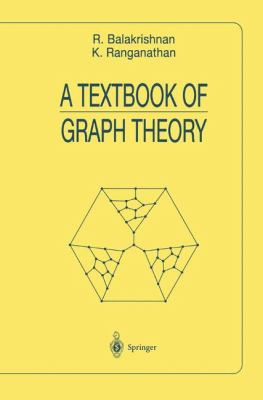 book over A Textbook of Graph Theory