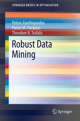 book cover: Robust Data Mining