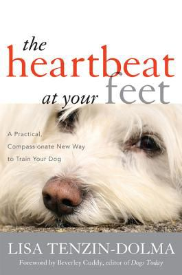 Book cover for The heartbeat at your feet.