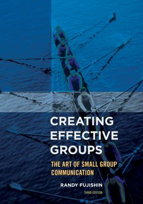 Book cover for Creating effective groups.