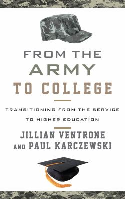 From the Army to College Cover Art
