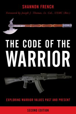Cover art for The Code of the Warrior (2nd ed)