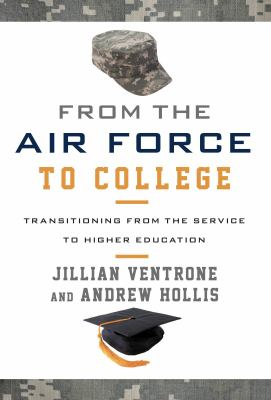 From the Air Force to College Cover Art