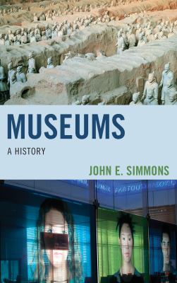 book cover for museums