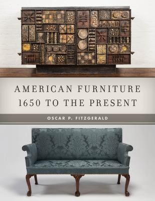 American furniture : 1650 to the present