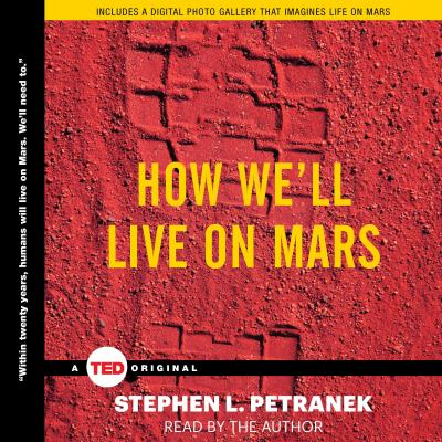 "cover of ""How We'll Live on Mars'"