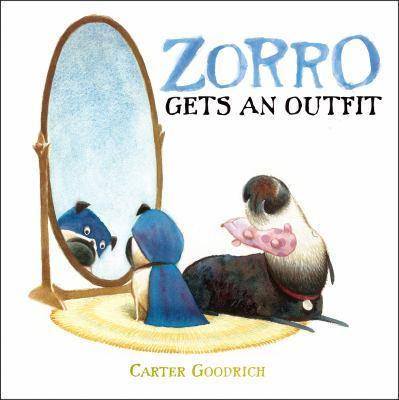 Zorro cover page