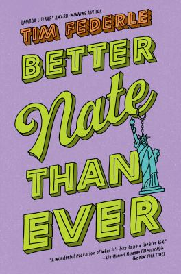 Better Nate Than Ever Cover Art